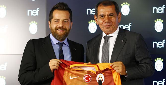 Galatasaray'dan 52.5 milyonluk anlaşma