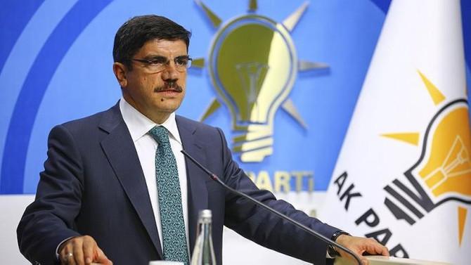 AK Parti Sözcüsü'nden 'af' iddialarına yanıt