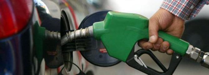 Benzin 10 kuruş zamlandı