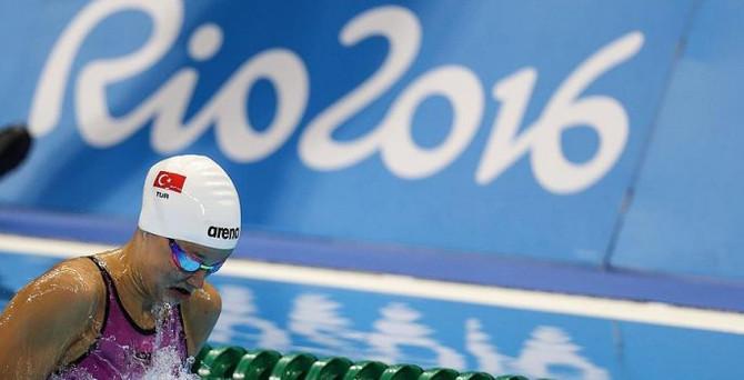 Olimpiyatların 8. günündeTürkiye 6 dalda temsil edilecek