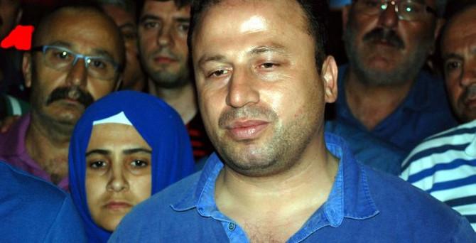 AK Partili başkan serbest bırakıldı