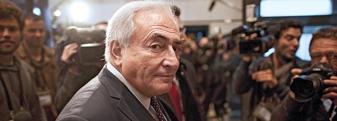 Strauss-Kahn'ın başı dertten kurtulmuyor
