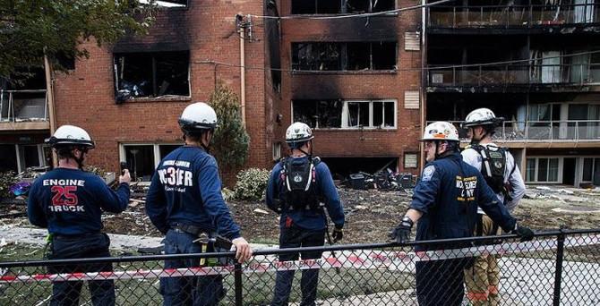ABD'de patlama: 2 ölü, 31 yaralı