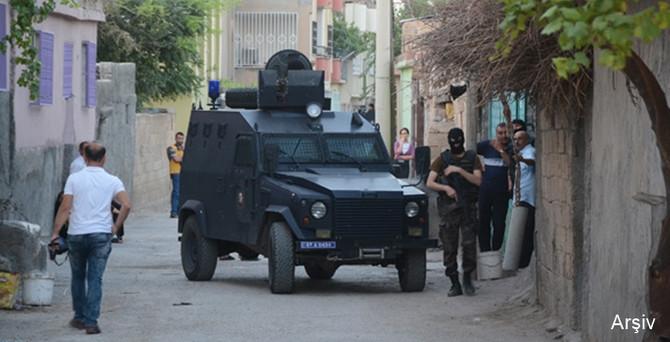 Nusaybin'de çatışma: 1 polis şehit oldu
