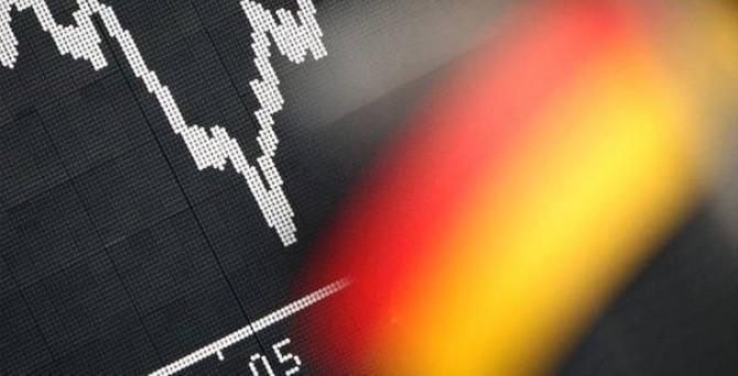 Almanya ekonomisi yavaşladı