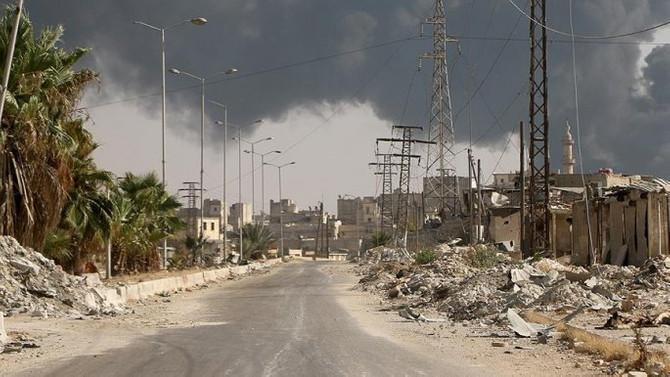 Münbiç IŞİD'den alındı