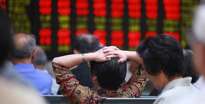 Büyük bankalar borsada eriyor