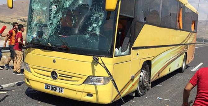 Konya'da Beşiktaş taraftarına saldırı