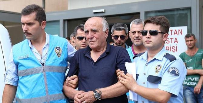 Hakan Şükür'ün babası tutuklandı