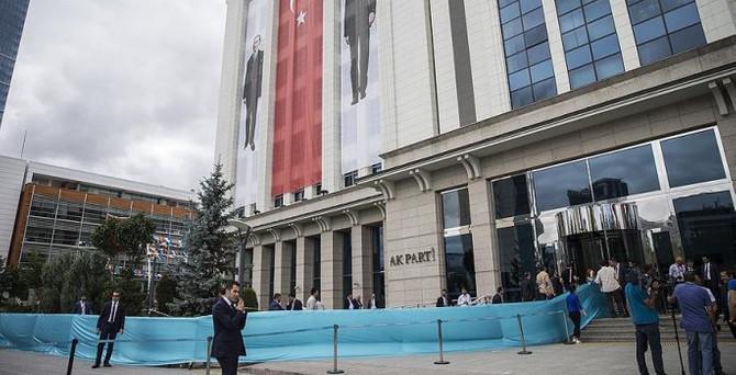 AK Parti 15. kuruluş yıl dönümünü kutladı
