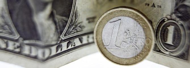 Euro/dolar paritesi 8,5 ayın en yükseğinde