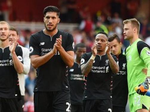 Liverpool, Arsenal'i evinde mağlup etti