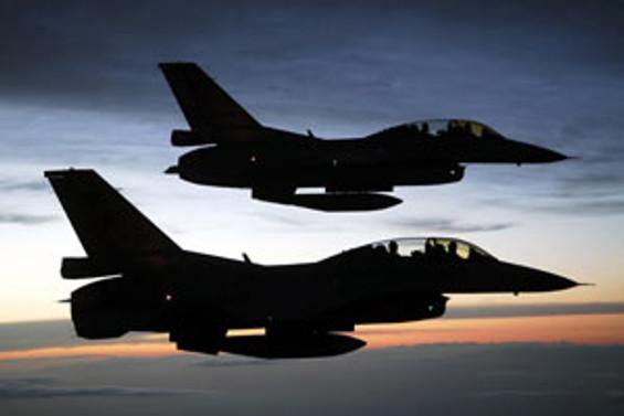 Ege'de Yunan uçakları yine müdahale etti
