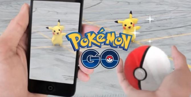 Pokemon GO gelir kapısı oldu