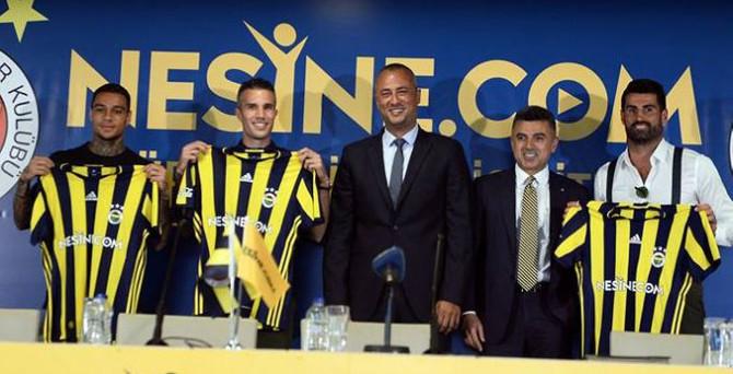 Fenerbahçe, Nesine.com'la imzaladı