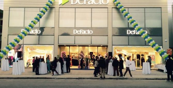 Defacto'ya e-ticaret ödülü