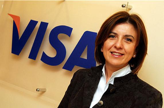 Visa, kartla alışverişi 50 milyar liraya çıkarmayı hedefliyor