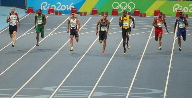 Atletizmde milli sporcu Guliyev finalde
