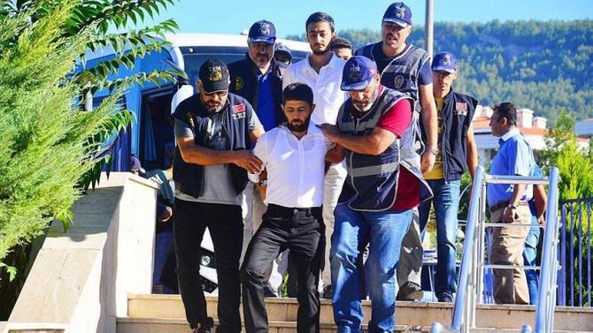 Marmaris'teki darbecilerin 11'i daha tutuklandı