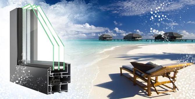 Maldivler'den aliminyum kapı talebi