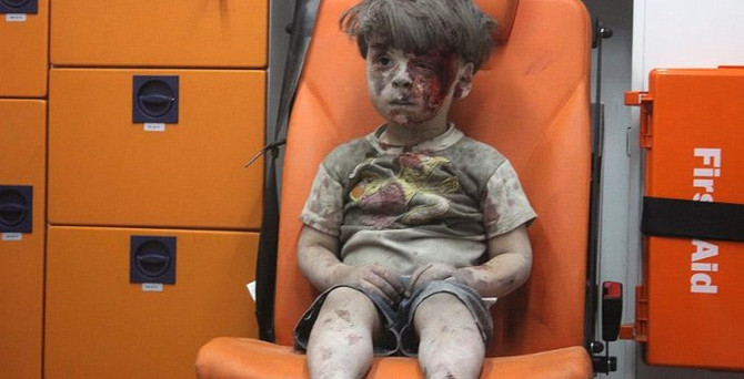 Suriye'deki savaşın simgesi Ümran