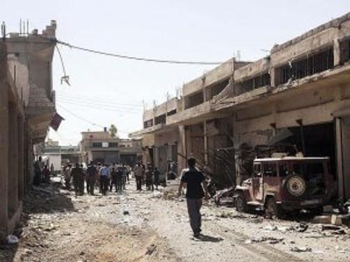 Haseke'de rejim-PYD çatışmasında 16 sivil öldü