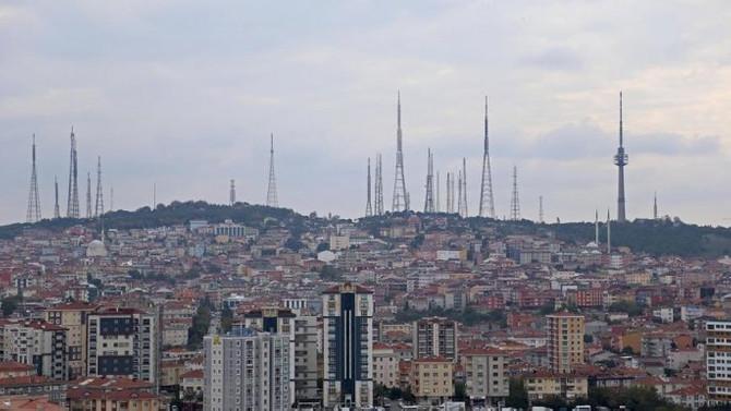 'Çamlıca'ya 4,5 milyon turist bekliyoruz'