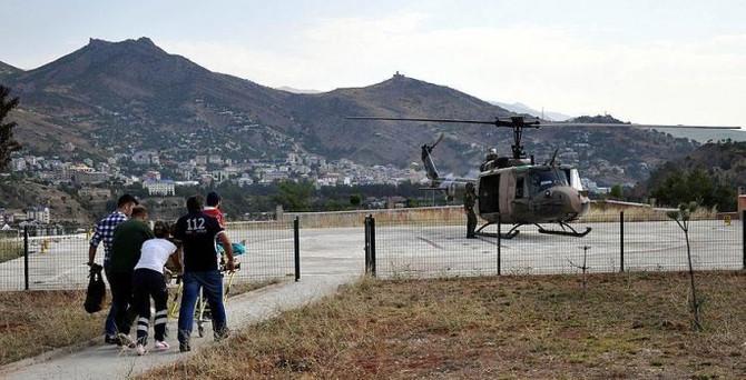 Tunceli'de teröristlerle yoğun çatışma: 1 şehit