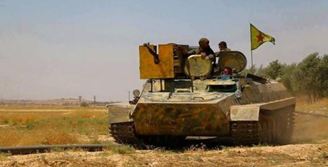 PYD Haseke'deki rejim birliklerini kuşattı