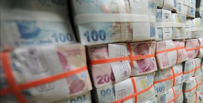 Hazine alacakları 16,5 milyar lira