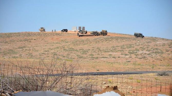 Suriye sınırındaki önlemler artırıldı