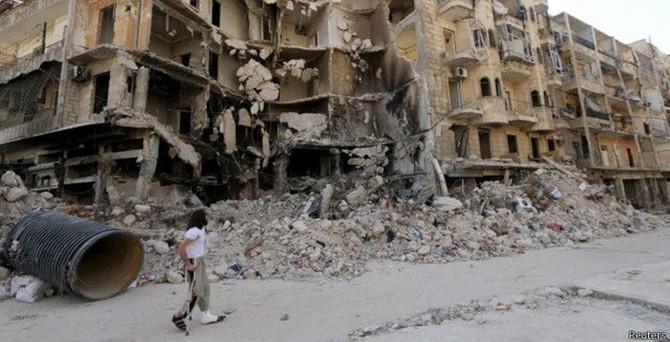 Rejim-PYD çatışması Halep'e sıçradı