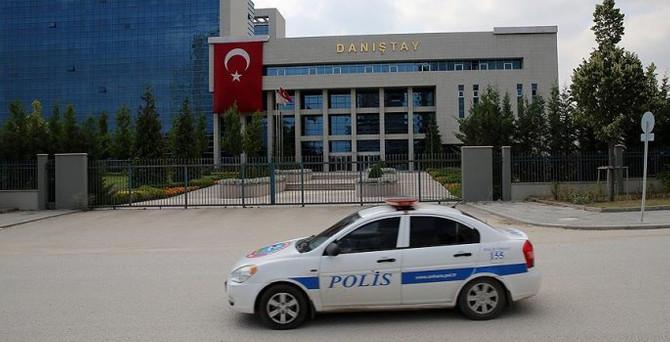 Danıştay'a FETÖ operasyonu: 65 gözaltı
