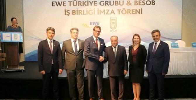 BESOB ve Ewe Türkiye'den esnafa teknolojik destek
