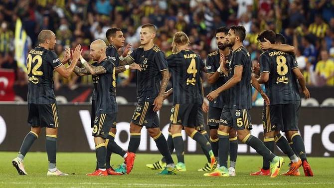 Fenerbahçe gruplara yükseldi