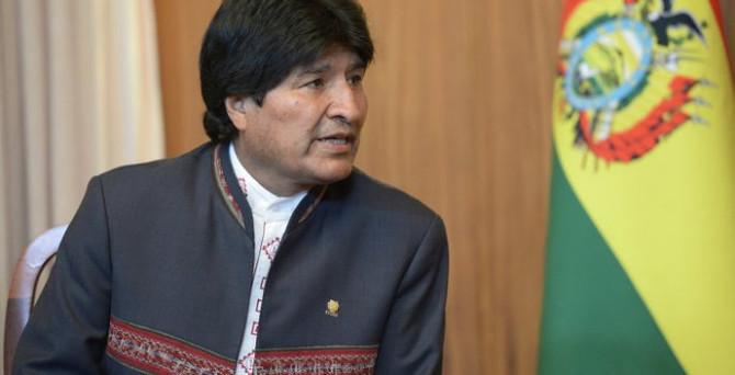 Bolivya'da 3 günlük yas