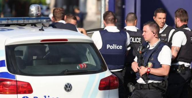 Brüksel'de bombalı saldırı