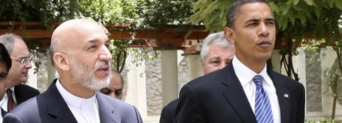 ABD'den  Karzai'ye sitem