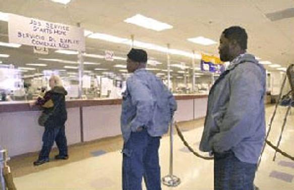 ABD'de işsizlik başvuruları 4 bin kişi geriledi