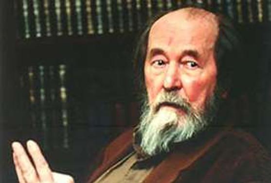 Rus yazar Soljenitsin öldü