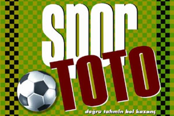 Spor Toto'da bu hafta 15 bilen çıkmadı