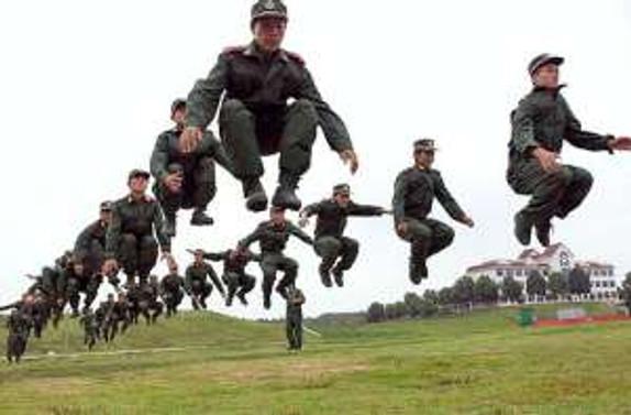 Kuzey Kore: ABD ve Güney Kore'ye karşı savaşa hazırız