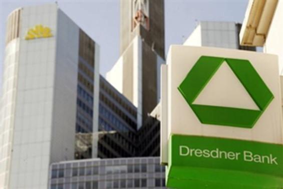 Alman Dresdner Bank'a Çinli talip çıktı