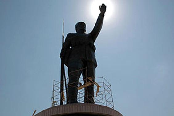 Ankara'daki Mehmetçik Anıtı açılışa hazır