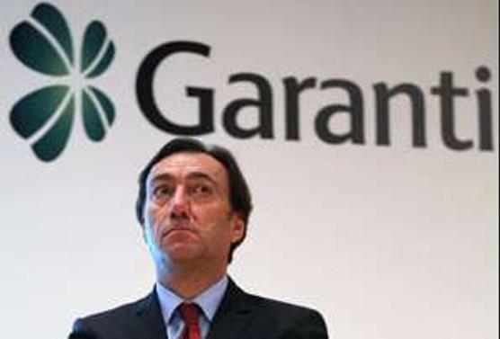 Garanti'nin ilk yarı karı 1.03 milyar YTL