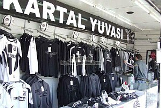Beşiktaş'ın yeni Kartal Yuvası Bağdat Caddesi'nde