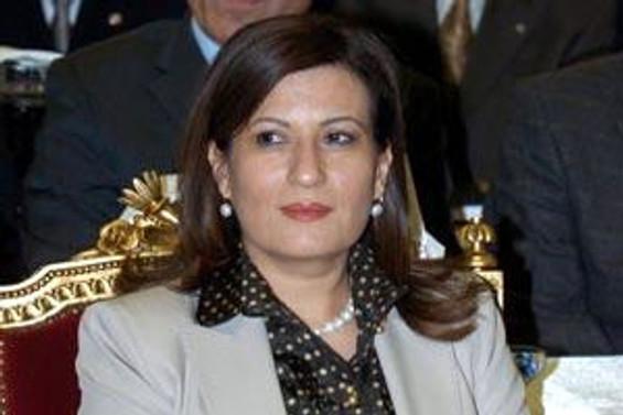 Devlet Bakanı, Mısır'a gitti