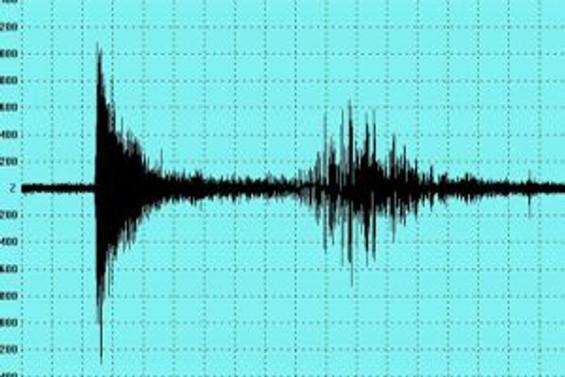 Hakkari'de 4,1'lik deprem