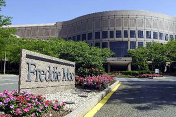 Freddie Mac, 4,1 milyar dolar zarar etti