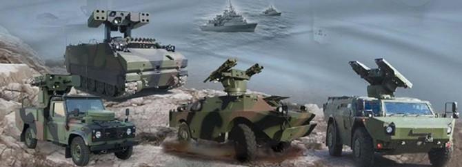 Savunma sanayide ihracat arttı